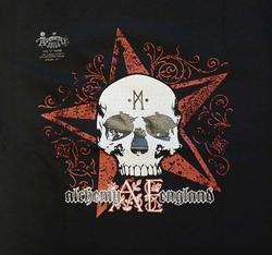 """T-shirt """" Alchemy Engeland """"  Zwart"""