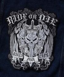 """Applicatie  """" Ride or die biker for free """""""