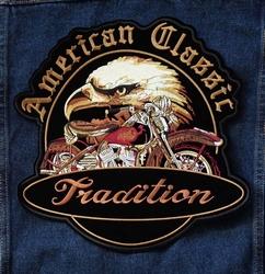 "Applicatie  "" American classic tradition """