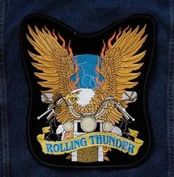 "Applicatie  "" Rolling thunder """