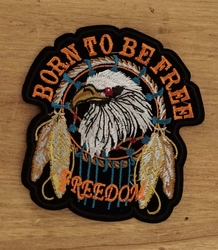 """Applicatie  """" Born to be free, freedom """""""