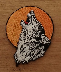 """Applicatie  """" Wolf bij volle maan """""""