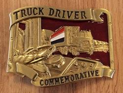 Truck buckle