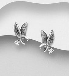 925 zilveren oorknopjes