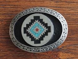 Buckle in indiaanse styl