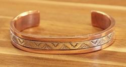 Indiaanse klemarmband
