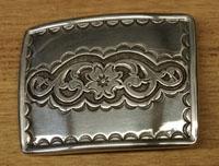 Sterling zilveren buckles