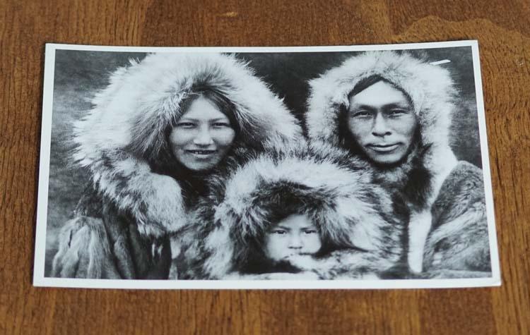 Ansichtkaarten indianen