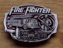 Brandweer buckles