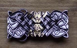 Celtic / middeleeuwse buckles