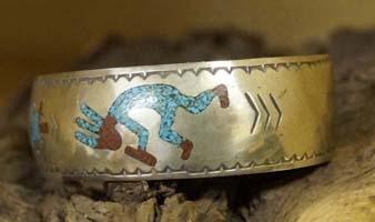 Country / indiaanse armbanden