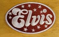 Elvis strijkapplicaties