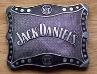 Jack Daniels buckles