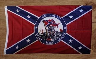 Militairen vlaggen
