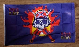 Motor vlaggen