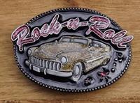 Rock & Roll buckles