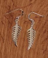 Sterling zilveren oorbellen