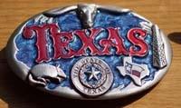 Texas buckles