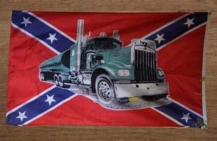 Trucker vlaggen