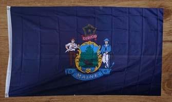 USA staten vlaggen
