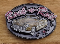Rock & Roll buckles